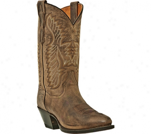 Dan Post Boots Garden City Dp3415 (women's) - Tobacco Tombstone Leathet