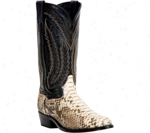 """dan Post Boots Genuine Python 13"""" Dpp3036 (men's) - Natural"""