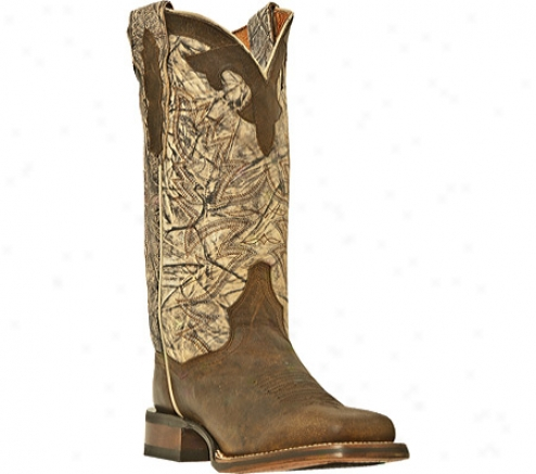 Dan Post Boots Jewell Dp2856 (women's) - Bay Dirty Bull/natural Leather