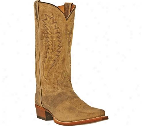 Dan Post Boots Julian Dp2242 (men's) - Tan Tombstone Leather