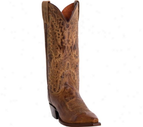"""dan Post Boots Mad Cat 13"""" Cowboy (women's)-- Tan"""