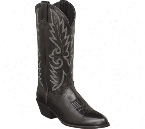 Dan Post Boots Mignon R Toe (men's) - Black