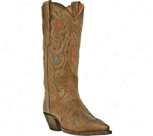 Dan Post Boots Rosie Dp3411 (women's) - Tan Madcat Goat Leather