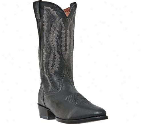 Dan Post Boots Sabine Dp2290 (men's) - Black Altogether Over Leather