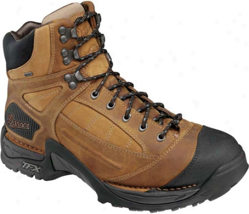"""danner Instigator 6"""" Steel Toe Gtx (men's) - Brown"""