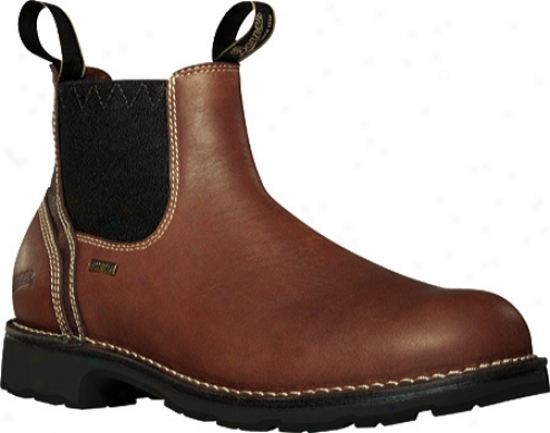 """danner Workman 5"""" Romeo Gtx Pt (men's) - Brown Full Grain Leather"""