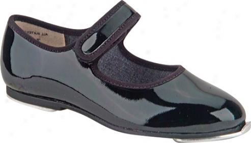 Danshuz Velcro Tap 530 (infant Girls') - Black