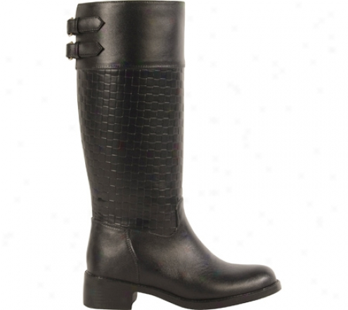 Dav Thatcher Solid (women's) - Black Pvc