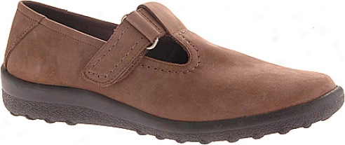David Tate Smile (women'x) - Brown Nubuck