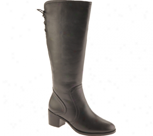 David Tate Snug (women's) - Black Calf