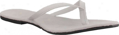 Dawgs Bendables Flip-flop (women's) - White