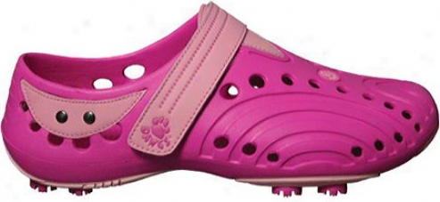 Dawgs Limited Edition Spirit (women's) - Hot Pink/soft Pink