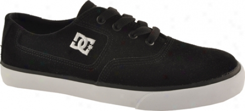 Dc Shoes Flash (men's) - Black/white
