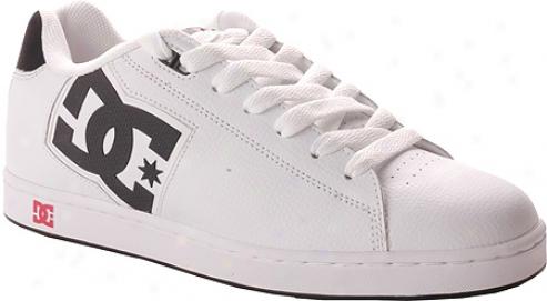 Dc Shoes Take from Dyrdek (men's) - White/athletic Red