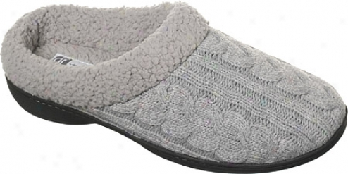 Deafoams Df546 (women's) - Light Heather Grey