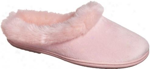 Dearfoams Df775 (women's) - Sugar Pink