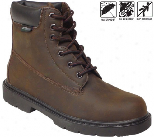Deer Stags Tractor (men's) - Brown Nubuck