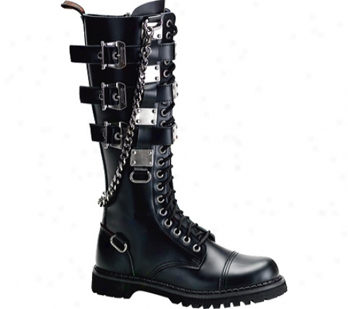 Demonia Gravel 23 (men's) - Murky Leather