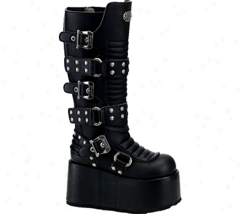 Demonia Ripsaw 520 (men's) - Black Pu