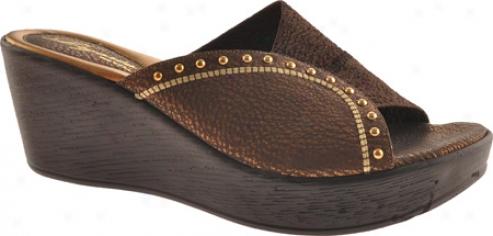 Dezario Val (women's) - Brown Leather