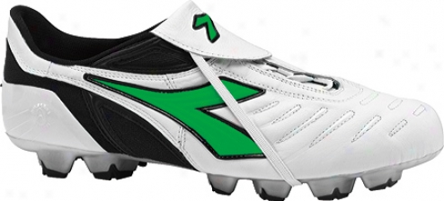 Diadora Maracana Rtx 1 (men's) - White/lime Green/black