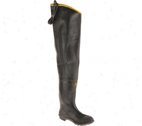 Diamond Rubber Products Steel Toe Hip Boot 29 (men's) - Black