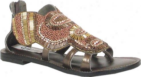 Diba A Peel (women's) - Bronze Leather