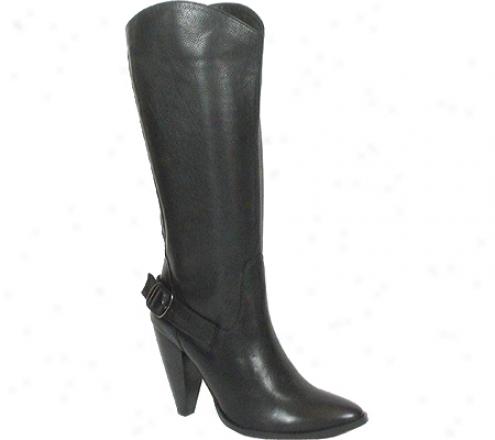 Diba All Aboard 20502 (women's) - Black Leather