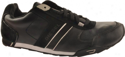 Diesel Link (men's) - Black/silver Gray
