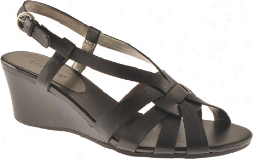 Dpckers Crista (women's) - Black Synthetic