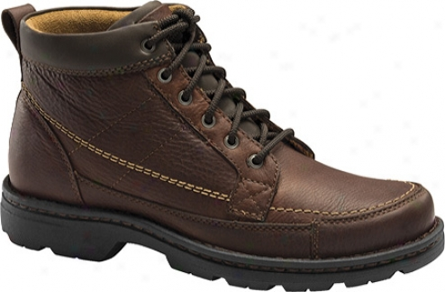 Dockers Epkc (men's) - Red Brown Tumbled Complete Particle