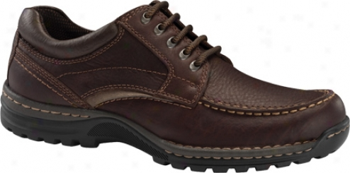 Dockers Kane (men's) - Briar Tumbled Complete Grain Leathre