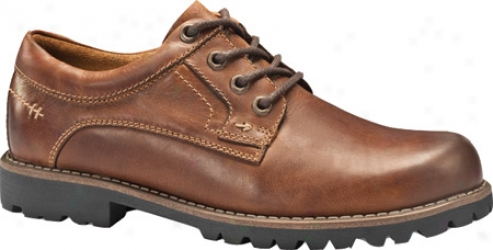 Dockers Sandhurst (men's) - Light Tan Distresse Full Grain