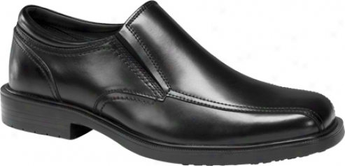 Dockers Society (men's) - Black Polished Leather