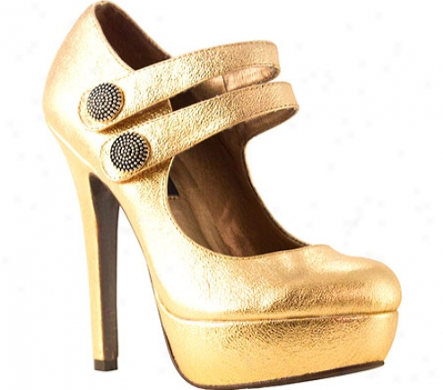 Dolce By Mojo Moxy Highness (women's) - Gold