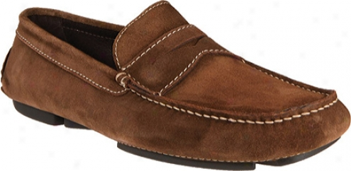 Donald J Pliner Vinco Dt (men's) - Walnut Distress Sport Suede