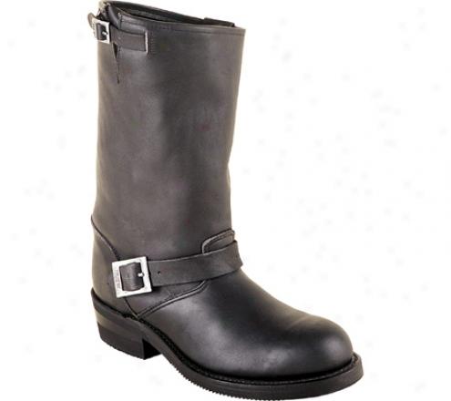 """""""double H 12"""""""" Engineer Boot (men's) - Black"""""""