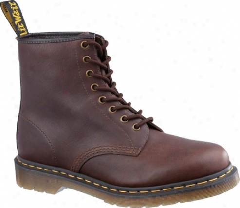 Dr. Martens 1460 8 Eye Boot - Brown Polished Inuck