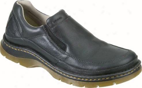 Dr. Martens 8b797x Elastic Gusset Slip-on Shke (men's) - Black Grizzly