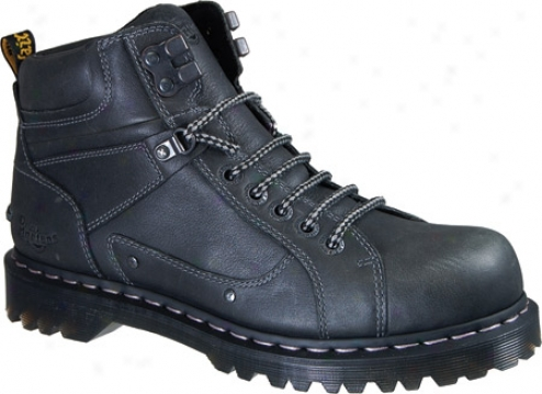 Dr. Martens Diego 7 Tie Lace To Toe Boot (men's) - Black Harvest