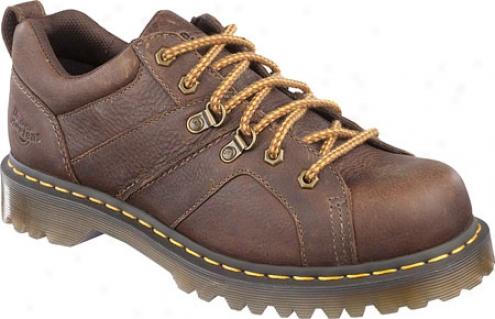 Dr. Martens Finnegan 6-tie Shoe (men's) - Brown Harvest