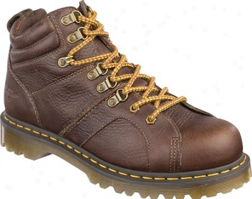 Dr. Martens Fynn 8 -tie Boot (emn's) - Brown Harvest
