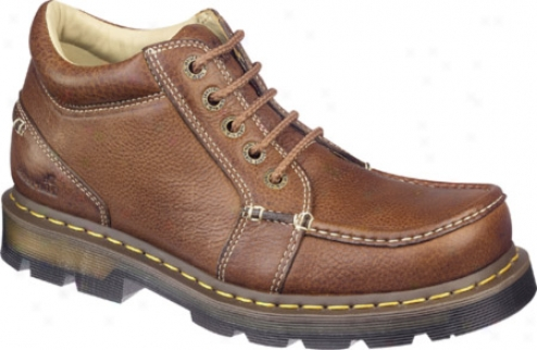 Dr. Martens Kyle 5 Eye Boot (m3n's) - Peanut Grizzly