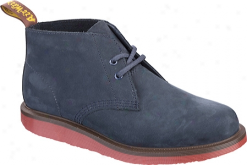 Dr. Martene Manton 2 Eye Desert Boot (men's) - Navy Kaya