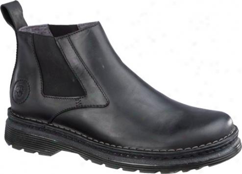 Dr. Martens Milton Chelsea Boot (men's) - Black Old Harness