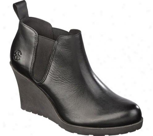 Dr. Martens Nettie Chelsea Boot (women's) - Black Alsina