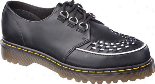 Dr. Martena Raamsey 3-eye Creeper (men's) - Black Smooth