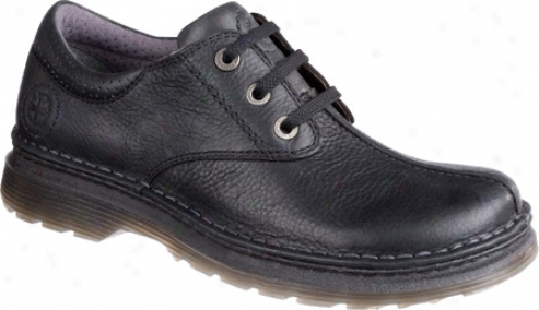 Dr. Martens Robsom Kevin 3 Eye Butt Scar Shoe (men's) - Black Overun