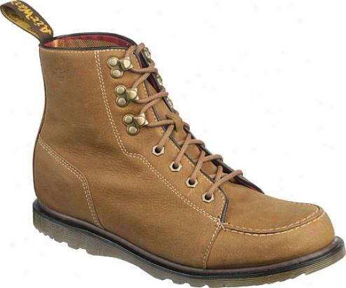 Dr. Martens Walden 7-tie Boot (men'e) - Tan Bigfoot