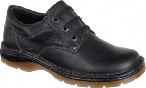 Dr. Martens Zack Plaib Toe Shoe (men's) - Black Grizzly